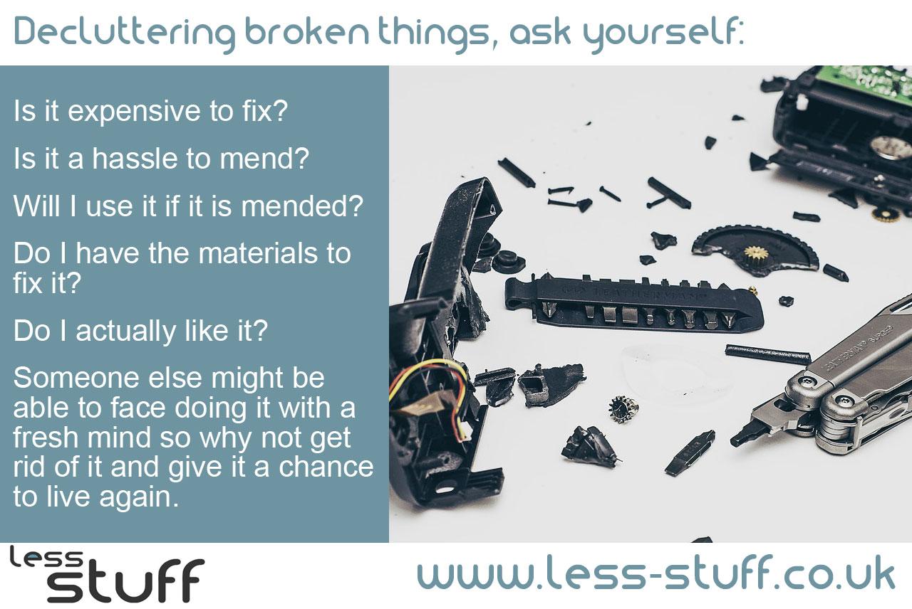declutter-broken-things-less-stuff