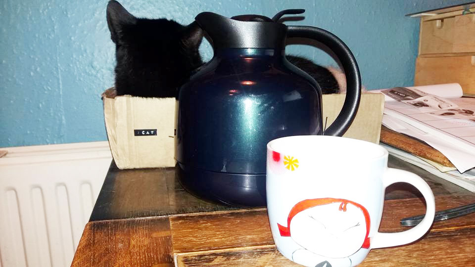 less boiling kettles with a flask