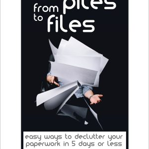from piles to files book