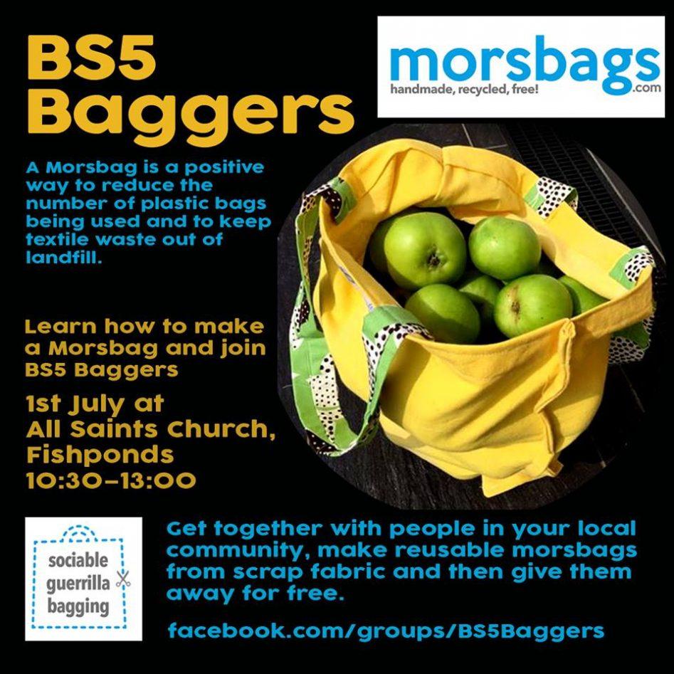 BS5 Baggers Morsbag Pod
