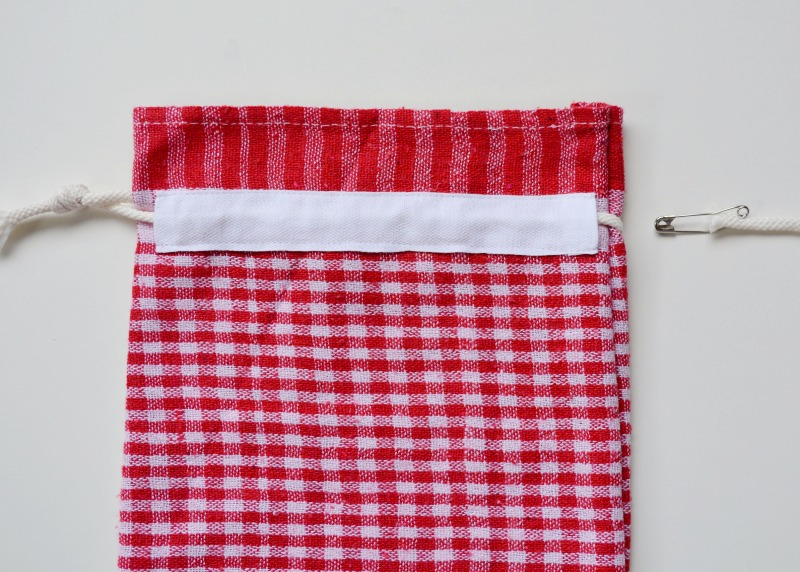 Vicky Myers Vegetable Drawstring Bags