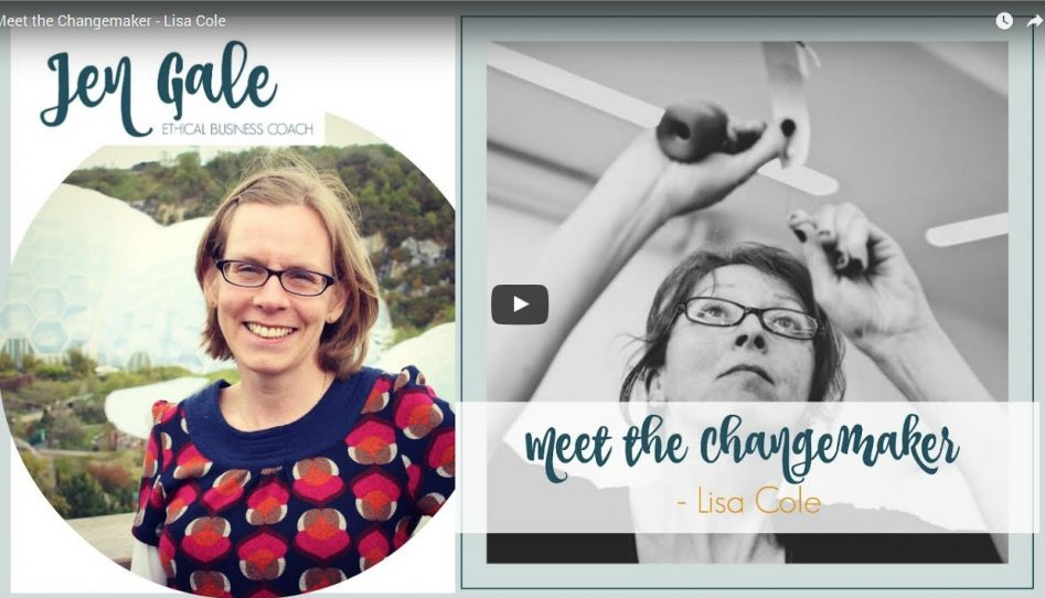 meet the changemaker lisa cole