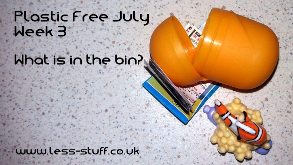 plastic free july week 3