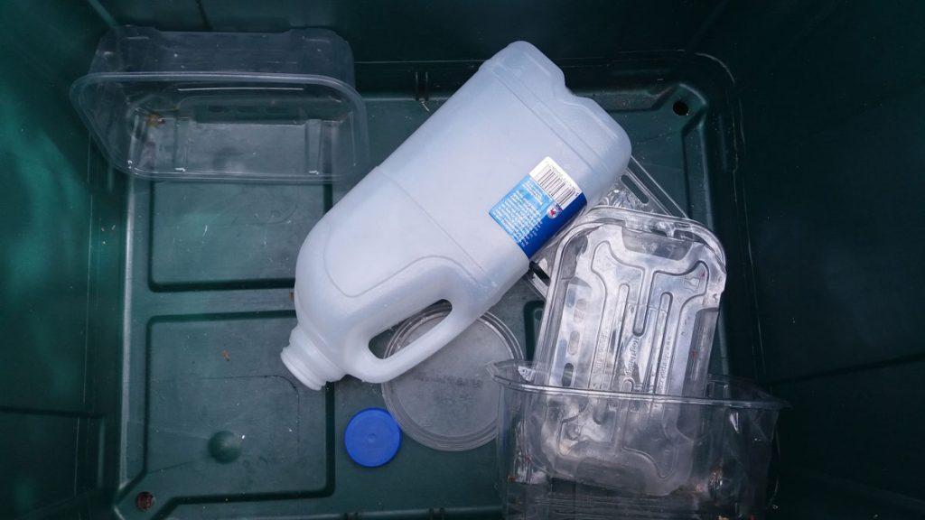 plastic recycling week 1