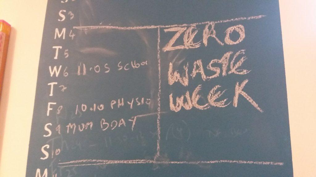 Zero Waste Week 2017