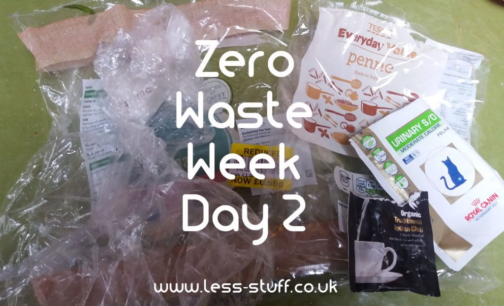 Zero Waste Week Day 2
