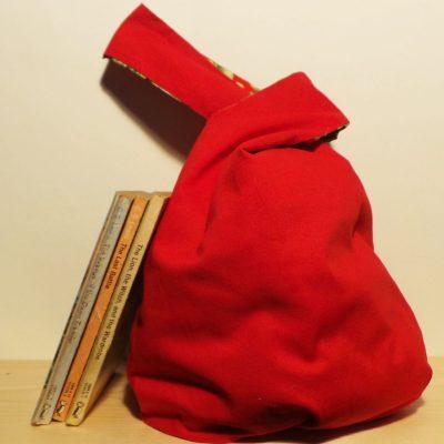 Zero waste wrapping bag