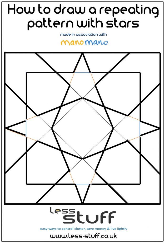 Free pdf how to draw stars