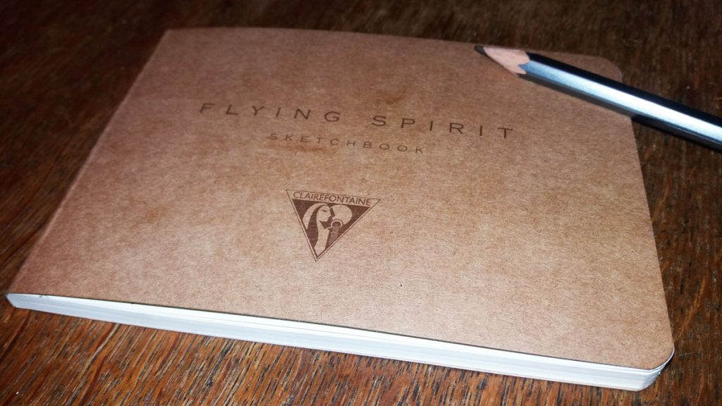 Pocket Notebooks Flying Spirit