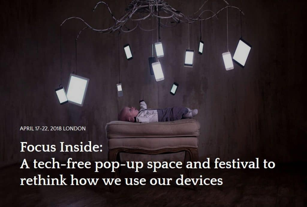 Focus inside festival