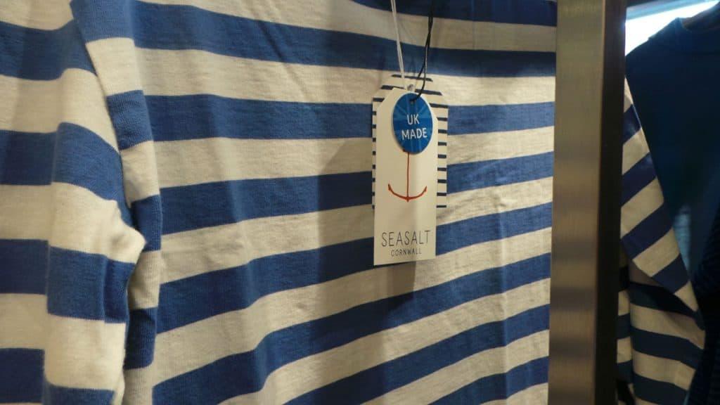 Seasalt made in the UK