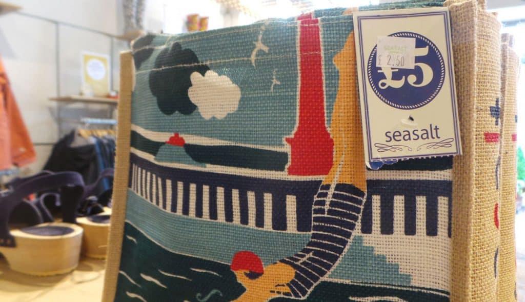 LIttle bag at Seasalt in Clarks Village